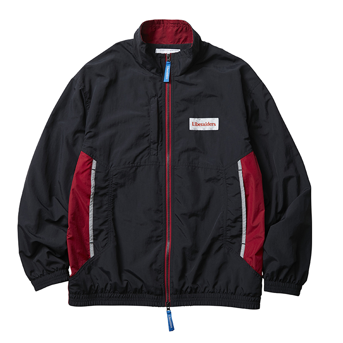 LIBERAIDERS TRACK JACKET