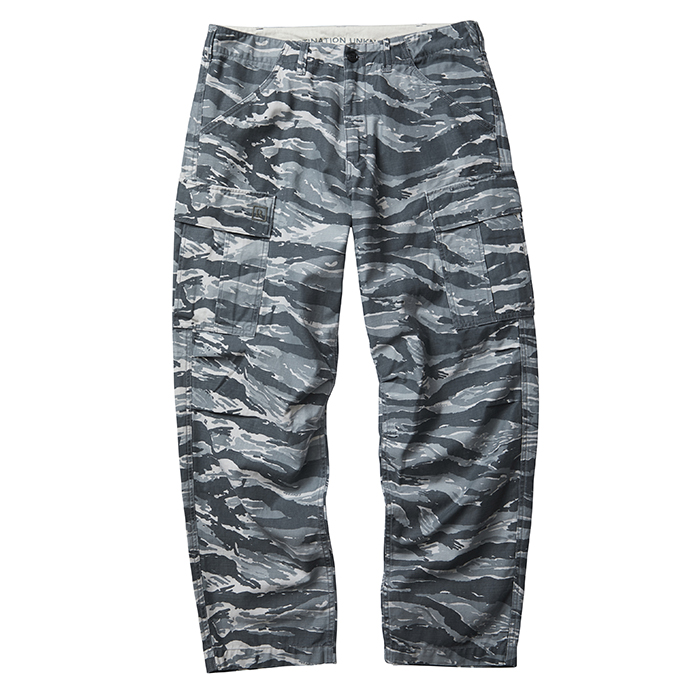 6 POCKET ARMY PANTS