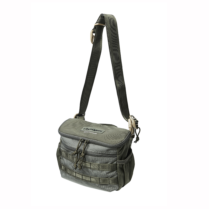 TRAVELIN' SOLDIER SHOULDER BAG