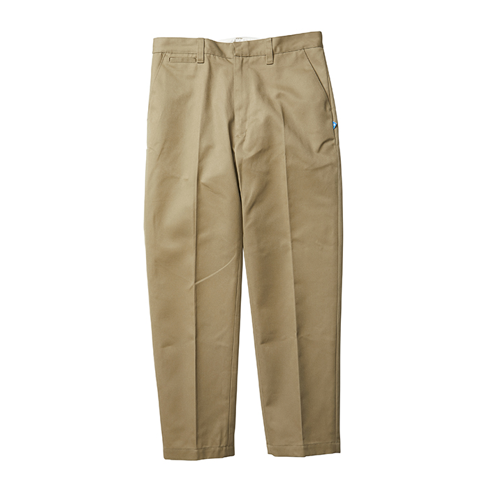LIBERAIDERS CHINO TROUSERS